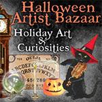 Halloween Artist Bazaar