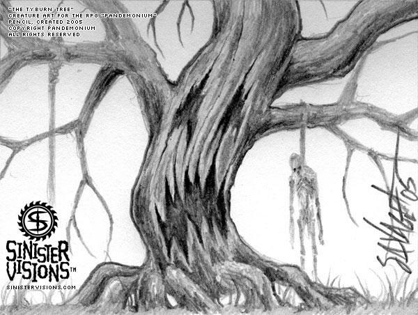 Pandemonium The Tyburn Tree