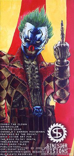 Zombo the Clown
