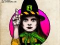 Halloween-Saints-Series-2-1200-x-1200_Mildred-Hubble_Color