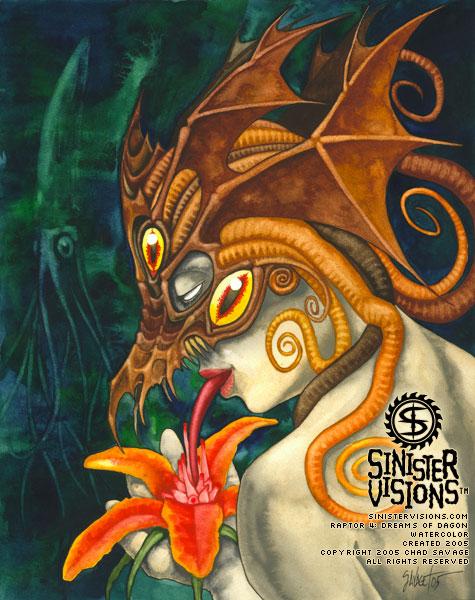 Raptor 4: Dreams of Dagon