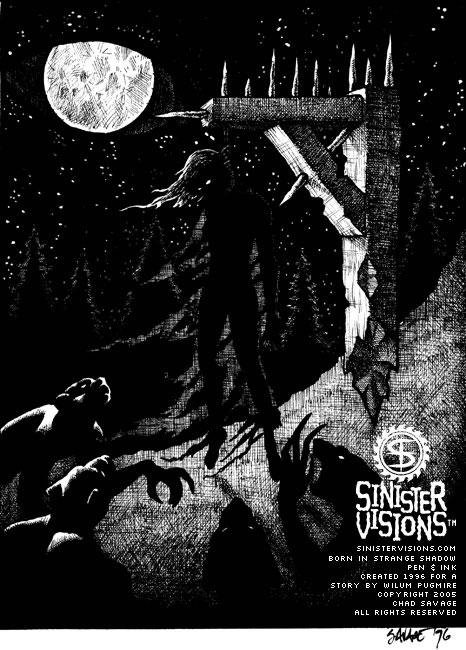 Born In Strange Shadow