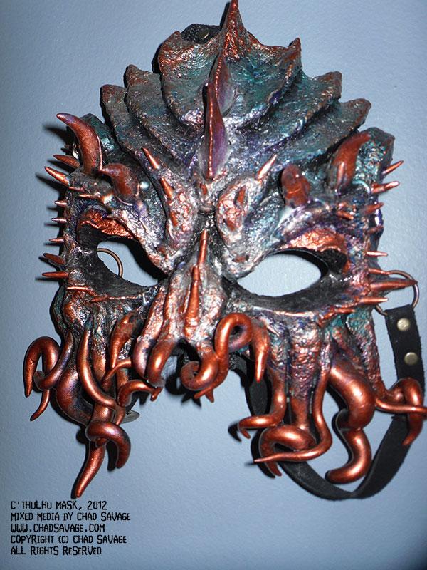C'thulhu Mask