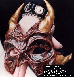 Demon Mask 05