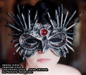 Demon Mask 06