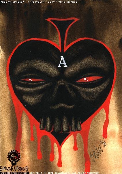 Vile Valentine: Ace of Spades