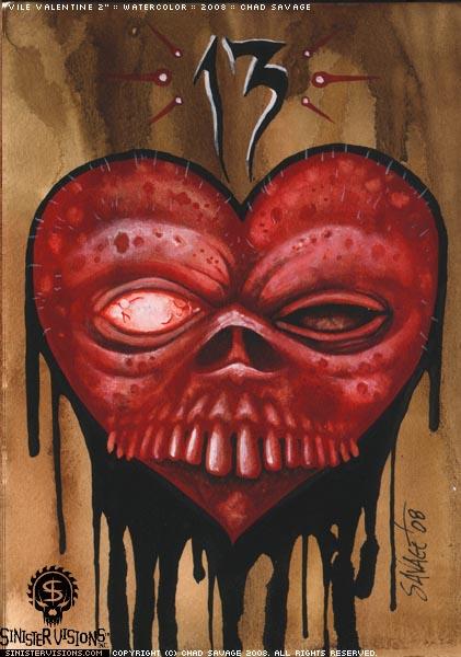 Vile Valentine 02