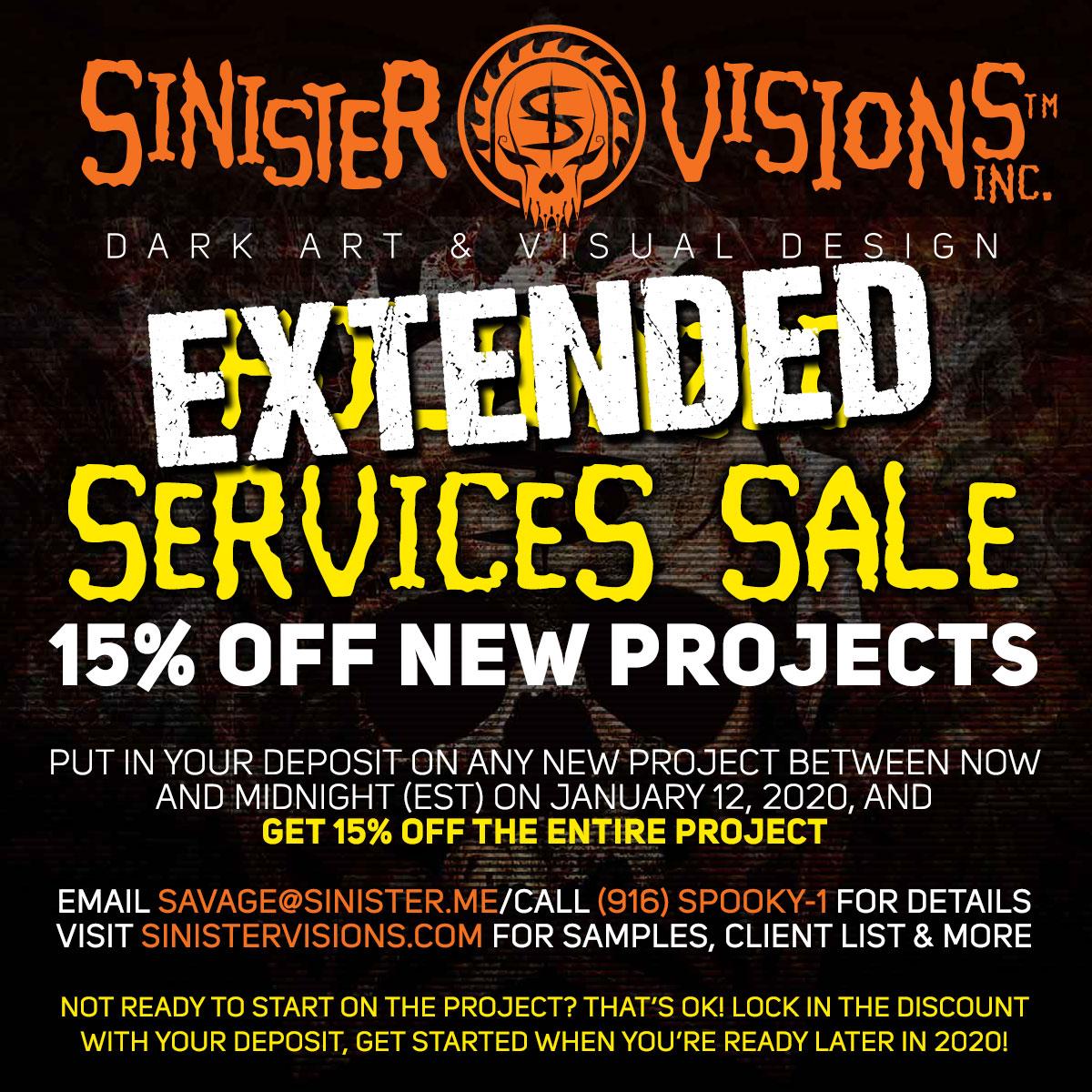 Services Sale
